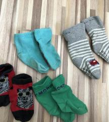 Otroške nogavice 18-22