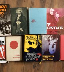 Različne knjige od 3€ naprej-več slik