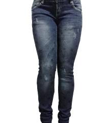 Jeans zvezdice