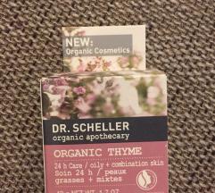 Naravna krema za obraz Dr. Scheller