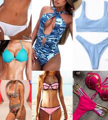 Bikini & monokini kopalke