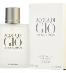 Acqua di Gio Armani - tocen parfum