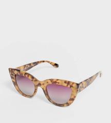 sončna očala cateye Stradivarius