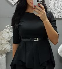 Elegantna črna srajčka