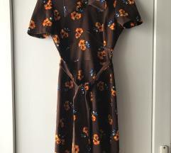 Obleka rjava
