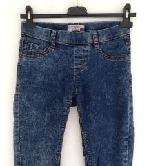 ZNIŽ.Elastične jeans hlače