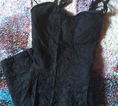 NOVA Črna oblekica