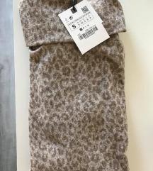 Nov Zara puli leopard z etiketo