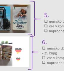 LEPOSLOVJE - tuji jeziki ■angleščina & nemščina