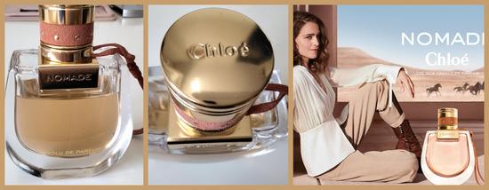 ♨️Nov Chloe Nomade Absolu de Parfum 50/45 ml