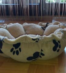 Mehka postelja za hišne ljubljenčke