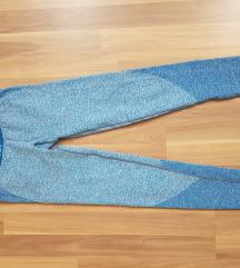 Gymshark FLEX pajkice BLUE