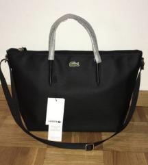 Lacoste črna torbica