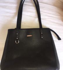 Črna torbica OLA