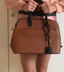 Zara rjava torba