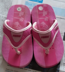 Otroški čevlji, japonke, št. 26