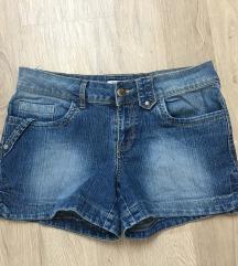 Jeans kratke hlače - nove