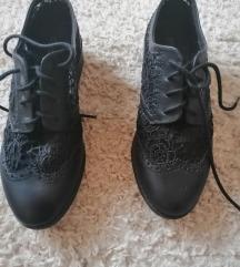 Oxford cevlji s cipko