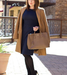 Orsay NOV camel coat