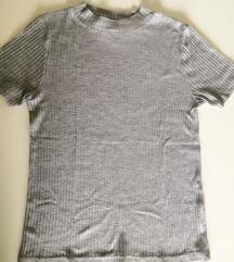Siva turtleneck majica 38