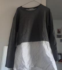Siv pulover