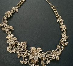 Ogrlica s kristali