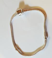 Pandora srebrna zapestnica(srebro925)