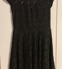 Črna elegantna obleka