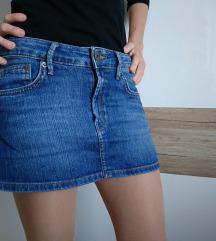 Jeans krilo H&M 164 oz XS/S