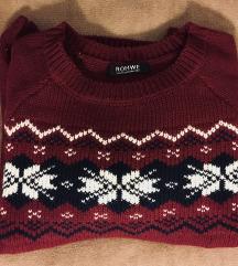 Debel pulover