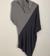 Sisley asimetrična tunika