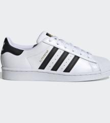 Original superge Adidas Superstar - bele