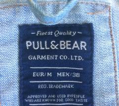jeans jakna pull&bear