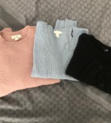 Komplet H&M puloverjev