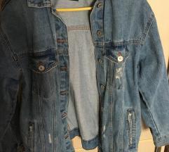 Jeans jakna oversized