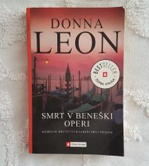 Knjiga: Smrt v beneški operi