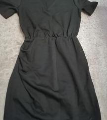 Mango crna obleka/tunika