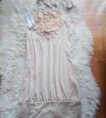 nova obleka s cipko
