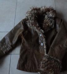 URKO usnjena jakna M