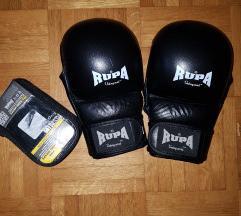 boksarske rokavice z trakom