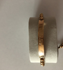 Michael Kors rose gold zapestnica