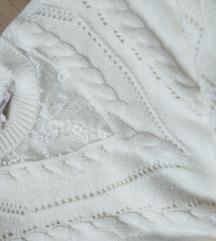 ORSAY pulover čipka