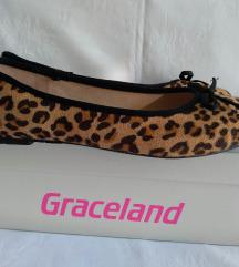 Balerinke z leopardjim vzorcem 41 (cena s ptt)