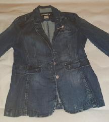 Jeans jakna COMMA,vel. 38-ZNIŽANA