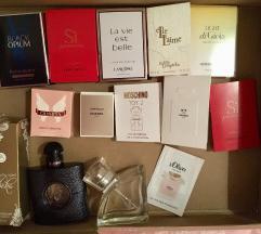 Komplet parfumov