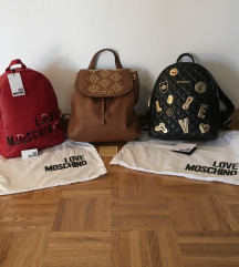 Michael Kors & Love Moschino nahrbtniki