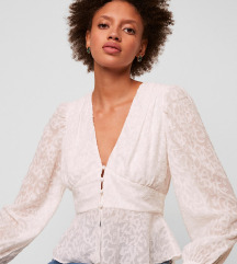 Nova bluza pariški stil