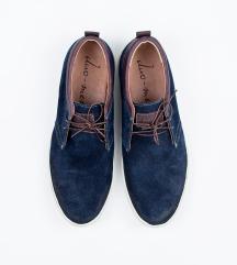 Moški semiš čevlji, NOVI! *AKCIJA*