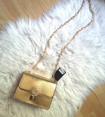 Nova zlata torbica (mpc:21€)
