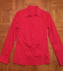 S.Oliver ženska rdeča srajca M